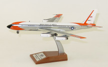 USA Air Force Boeing VC-137B (707-153B) 58-6971 Polished With Stand