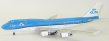 KLM Boeing 747-400 PH-BFT two Panda With Stand