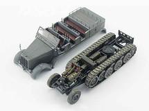Sd.Kfz.8 Schwerer Zugkraftwagen Gray