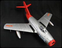MIG-15, PLA Red Tail Korean War