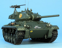 M24 Chaffee Light Tank - 1st Cavalry Regiment, French Army, First Indochina War, 1953