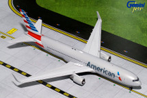 American B767-300(W) N393AN Gemini Diecast Display Model