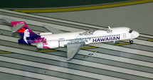 Hawaiian B717-200 (New Livery) N488HA Gemini Diecast Display Model