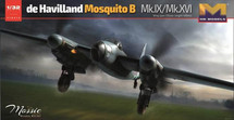 Mosquito B MK.IX / MK.XVI The Massie (Model Kit)