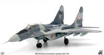 MiG-29 Fulcrum-A Polish Air Force Kosciuszko`s Sqn, Red 111