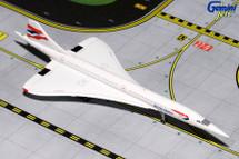 British Airways Concorde (Filton) G-BOAF Gemini Diecast Display Model