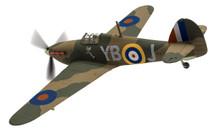 Hurricane Mk.1 N2359/YB-J, Winged Popeye, RAF No.17 Sqn