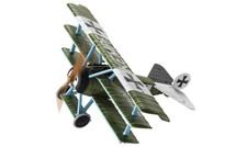 Fokker Dr. I Lt. Friedrich Kempf, Jasta 2, Pronville Aerodome, 1917