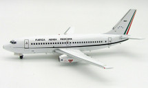 Mexico Air Force Boeing 737-200 3520 With Stand