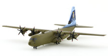 UK Air Force Lockheed Martin C-130J-30 Hercules C4 (L-382) ZH866 With Stand
