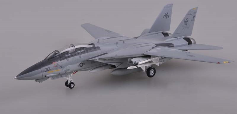 Hobby Master 5215 F-14A Tomcat VF-74 USS Saratoga 1987 1//72 Scale Diecast Model