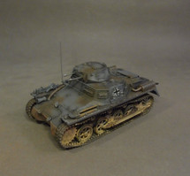 Panzerkampfwagen I Ausf. A, WWII Germany, 2 pieces