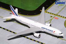 Air France B777-200ER F-GSPZ Gemini Diecast Display Model