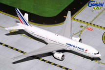 Air France B777-200ER F-GSPZ Gemini Diecast Display Model