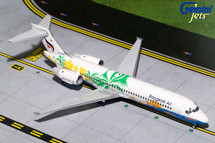 Bangkok Air B717-200 HS-PGP Gemini Diecast Display Model