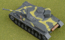 Sd.Kfz.161 Panzer IV F2 German Army, #421, 1943