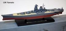 Yamato-class Battleship IJN, Yamato
