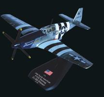 "P-51B Mustang ""Princess Elizabeth,"" William Whisner, 352nd FG, 1944"