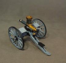 British Naval Brigade Gatling Gun (3 pcs), The First Sudan War 1884-1885