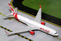 Air Canada Rouge B767-300(W) C-FMLV Gemini Diecast Display Model