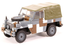 Land Rover 1/2 Ton Lightweight British Army Berlin Infantry Bgd