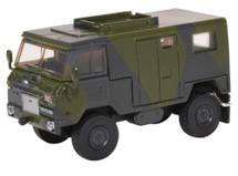 Land Rover 101FC Signals Truck British Army, Vampire