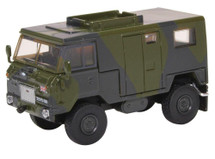 Land Rover 101FC Signals Truck British Army, Vampire