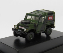 Land Rover 1/2 Ton Lightweight British Army Military Police