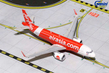 AirAsia A320neo 9M-AGA Gemini Diecast Display Model