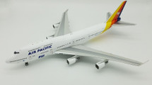 Air Pacific Boeing 747-400 DQ-FJL With Stand