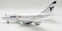 Iran Air Boeing 747SP EP-IAC With Stand