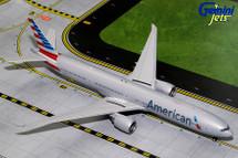 American Airlines 777-300ER, N719AN Gemini Diecast Display Model