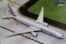 American Airlines 777-300ER, N719AN Gemini Diecast Display Model