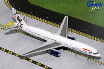 British Airways 757-200, G-CPEV Gemini Diecast Display Model