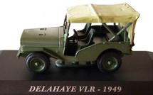 Delahaye VLR (Vehicule Leger de Reconnaissance) WWII