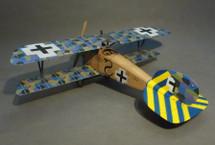 Albatros D.III (OAW), D.5154/17, Jasta 46, Ascq. Lille, February 1918, Knights of the Skies
