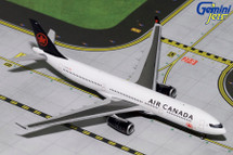Air Canada A330-300, C-GFAF Gemini Diecast Display Model