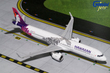 Hawaiian Airlines A321neo, N202HA Gemini 200 Diecast Display Model