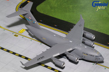 C-17A Globemaster III USAF 436th AW, #01-0186, Dover AFB, DE Gemini Diecast Display Model