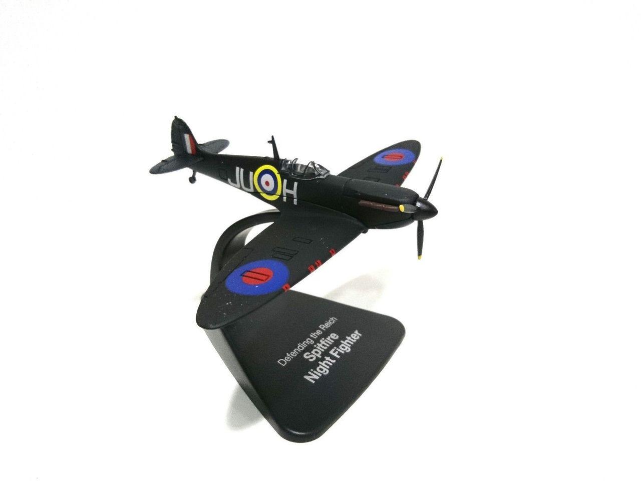 1941 VB Night Fighter 1:72 Scale Diecast Model Supermarine Spitfire Mk