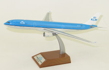 KLM Airbus A330-300 PH-AKB With Stand