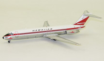 Hawaiian Air McDonnell Douglas DC-9-31 N903H Polished With Stand