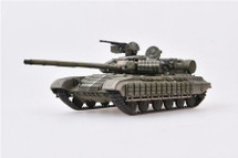 T-64AV Main Battle Tank Western Group of Forces, Soviet Army, East Germany, 1988