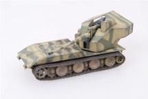 "Waffentraeger Auf E 100 Tank Destroyer with 128mm Gun German Army, ""1946,"" Two-Tone Camo"