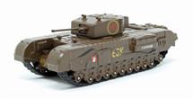 Churchill Mk.III Tank 6th Guards Tank Brigade, British Army, 1943