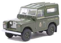 Land Rover Series II SWB Hardtop Civil Defence