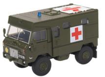 Land Rover 101 Forward Control Ambulance NATO Green
