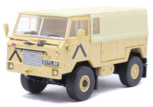 Land Rover 101 Forward Control GS British Army