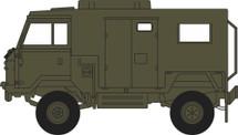 "Land Rover 101 Forwar Control ""Vampire"" Signals Truck NATO Green"