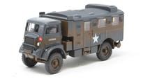 Bedford QLR Signals Truck British Army VIII Corps Headquarters